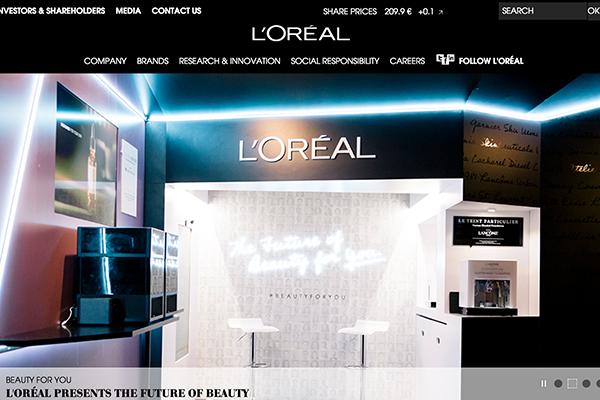 欧莱雅集团技术孵化器负责人:技术应用主导美妆行业的未来