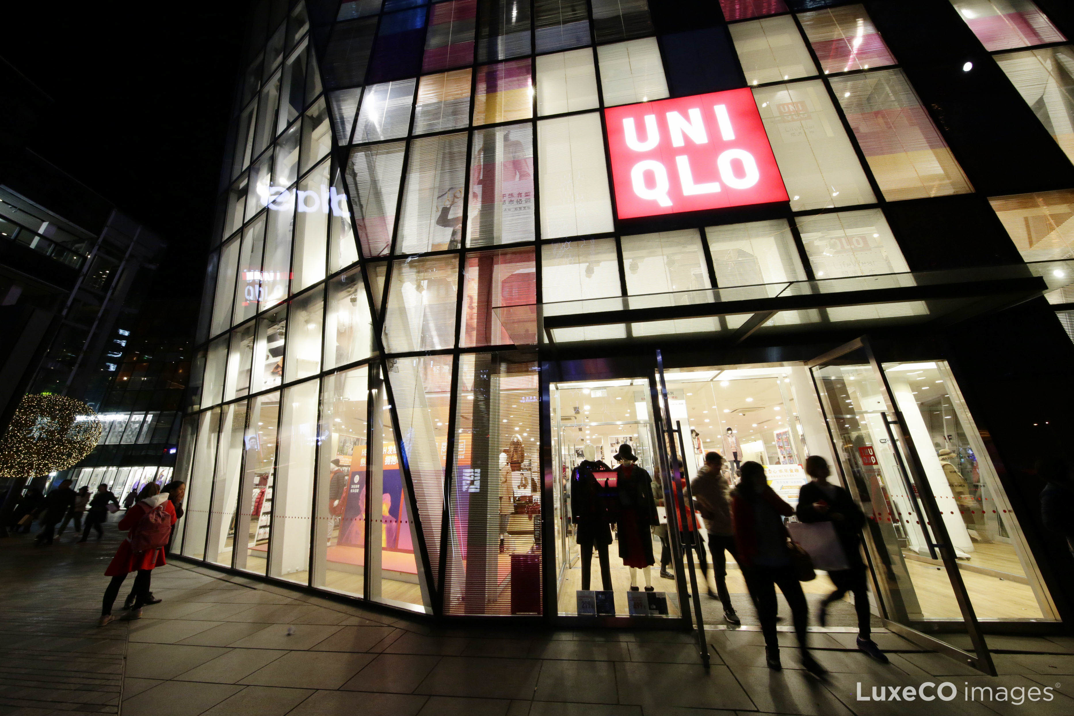 优衣库母公司迅销集团本财年前三季度营业利润创下历史记录,大中华区表现大幅好于预期