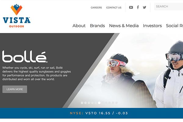枪械业务低迷,户外运动品集团 Vista Outdoor 1.58亿美元抛售旗下三家眼镜品牌