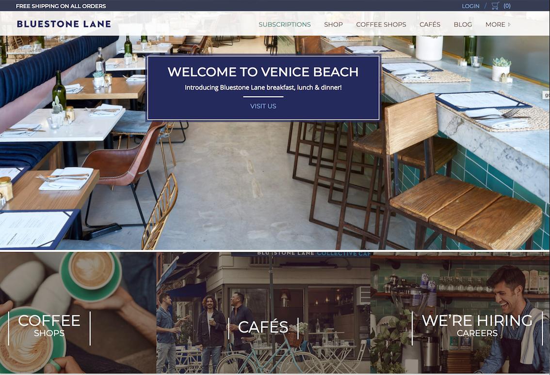 纽约增长最快的咖啡馆之一:主打澳洲生活方式的 Bluestone Lane 新一轮融资近2000万美元