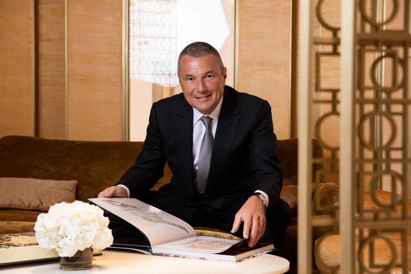 《华丽志》独家专访宝格丽全球 CEO Jean-Christophe Babin:跨越134年历史去拥抱创新