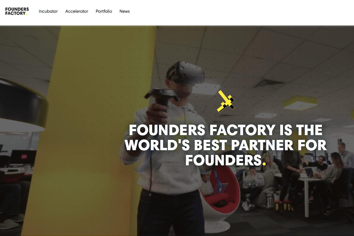马莎百货联手伦敦数字技术孵化器 Founders Factory,扶植零售技术初创公司