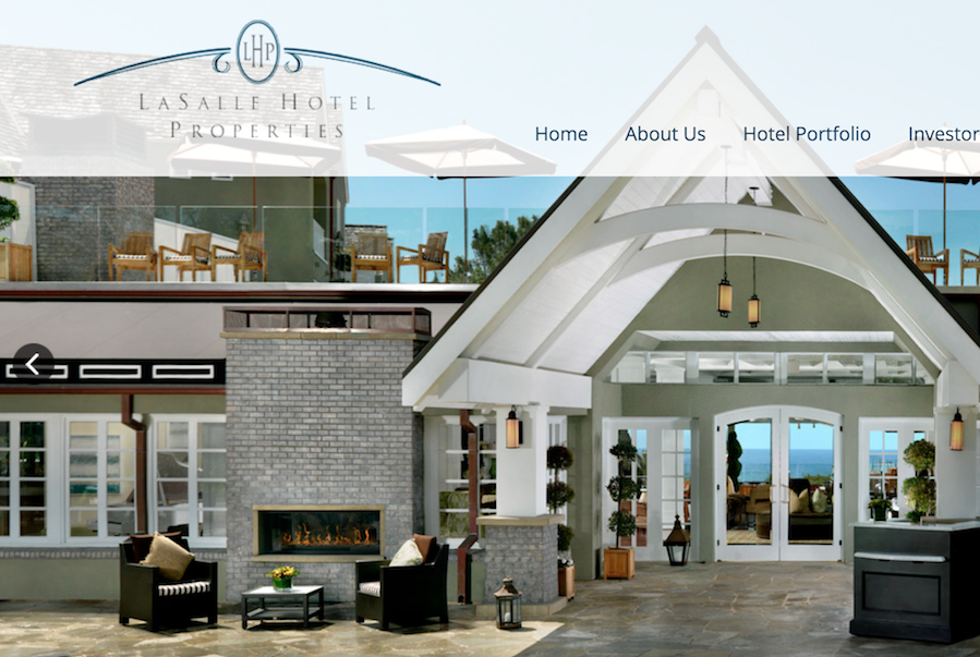 Pebblebrook 最新报价高于黑石集团,美国酒店业主 LaSalle 或重新考虑首选竞购方
