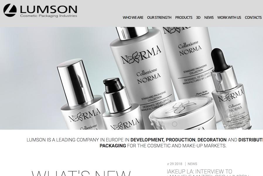 意大利政府支持的基金 FSI Mid 以7000万欧元收购意大利化妆品包装供应商 Lumson 35%的股份
