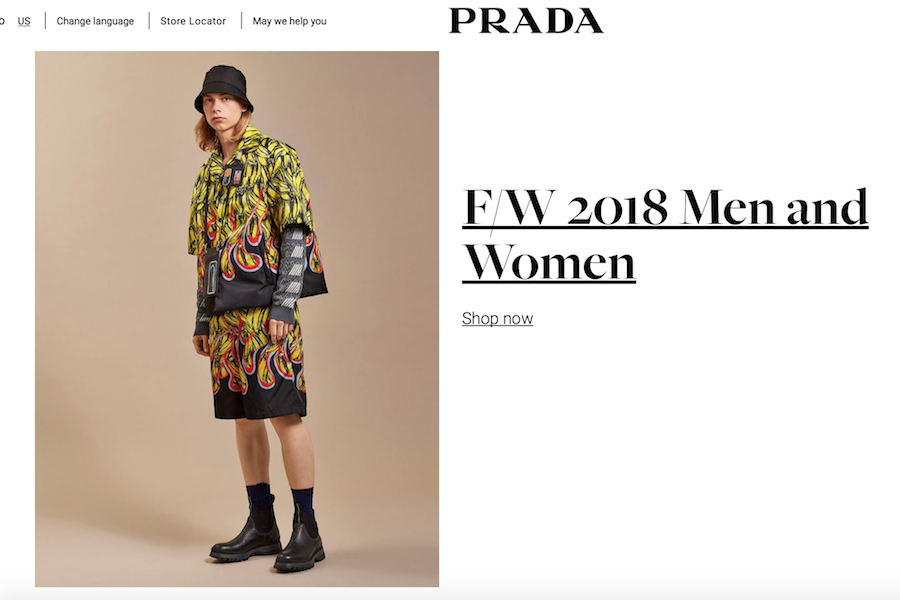 """复古""""丑时尚""""让 Prada 东山再起,投资人重拾信心"""
