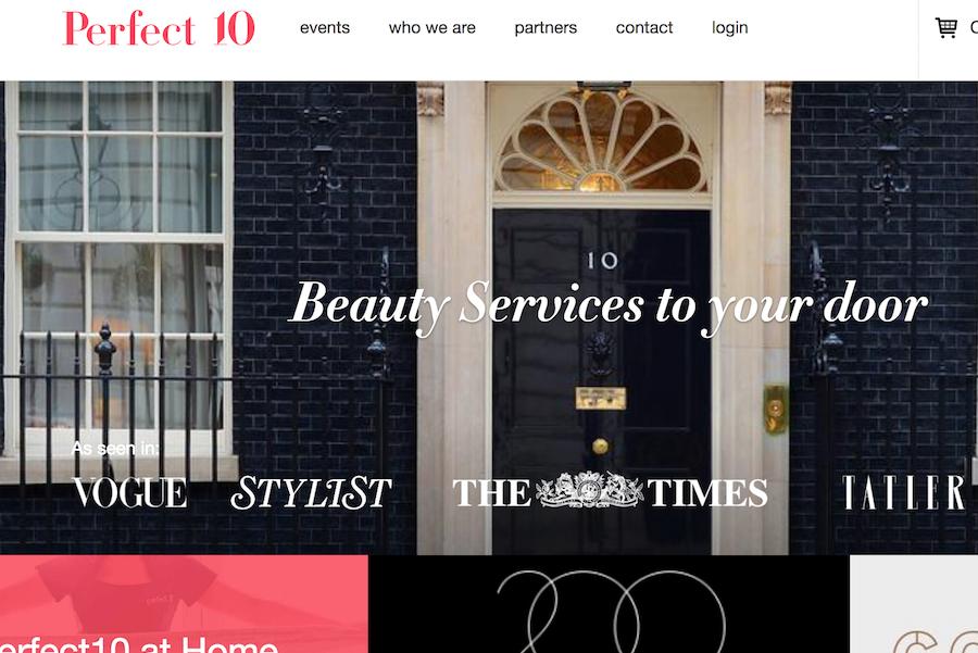 英国线上按需美容服务预定平台 Ruuby 收购同行公司 Perfect 10