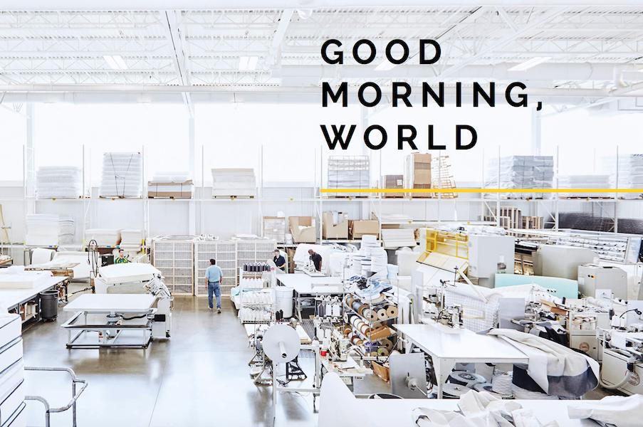 北美床垫公司 Serta Simmons Bedding 宣布与床垫直销初创公司 Tuft & Needle 合并