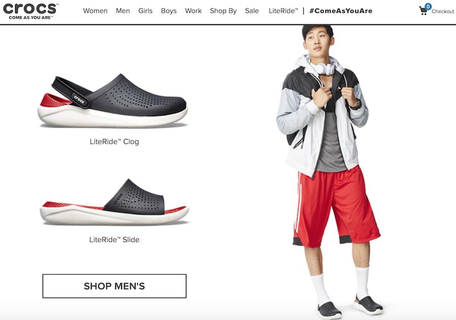 美国休闲鞋品牌 Crocs 关闭最后两处自有工厂,生产全面转为外包,着力电商业务