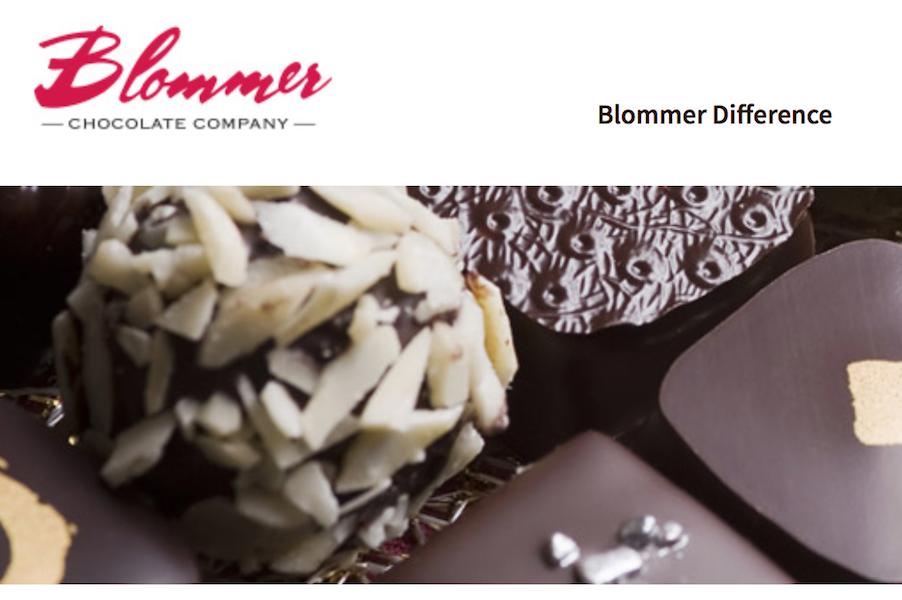 历经四代传承的美国巧克力家族企业 Blommer寻求出售,估值约5亿美元