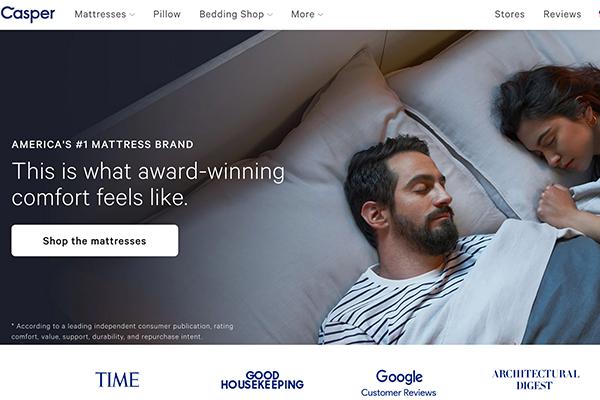 竞争对手在关店,美国互联网床垫品牌 Casper 却宣布将在三年内开设200家新门店