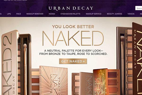 """创收10亿美元的爆款眼影盘 Naked 停产在即,彩妆品牌 Urban Decay 为它举办了一个""""葬礼"""""""