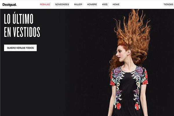 受分销网络重建影响,西班牙服饰品牌Desigual上半年销售额同比减少14.5%至3.23亿欧元