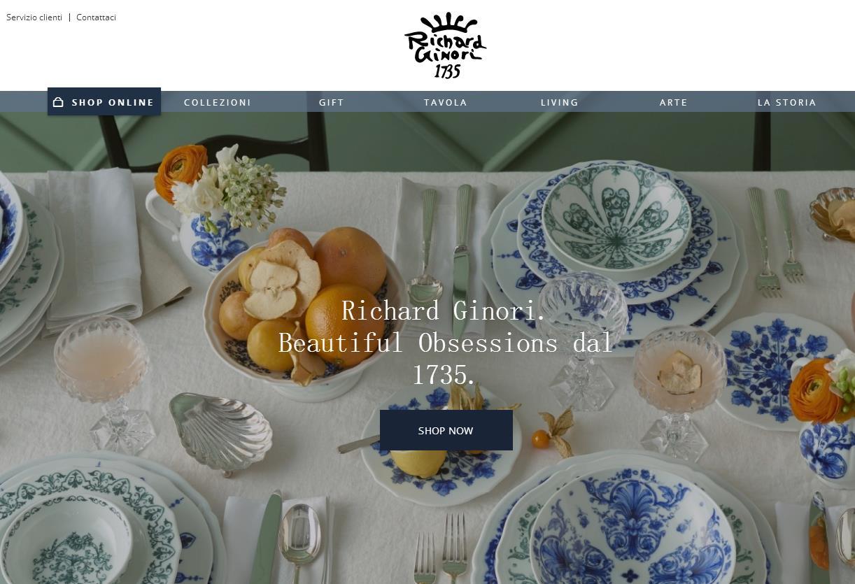一波三折,Gucci 旗下意大利名瓷品牌 Richard Ginori 终于成功收购现厂房地块