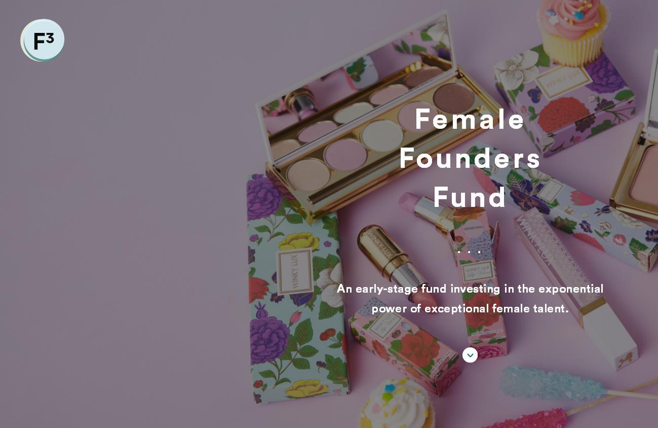 在F3举办的女性创业者交流活动中,互联网婚庆公司 Zola的联合创始人谈在投资人处碰壁的经历