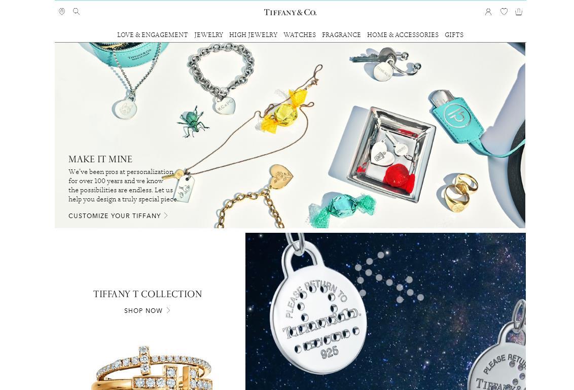 Tiffany最新财报:新政初见成效,中国美国市场两旺,可比门店销售大幅攀升