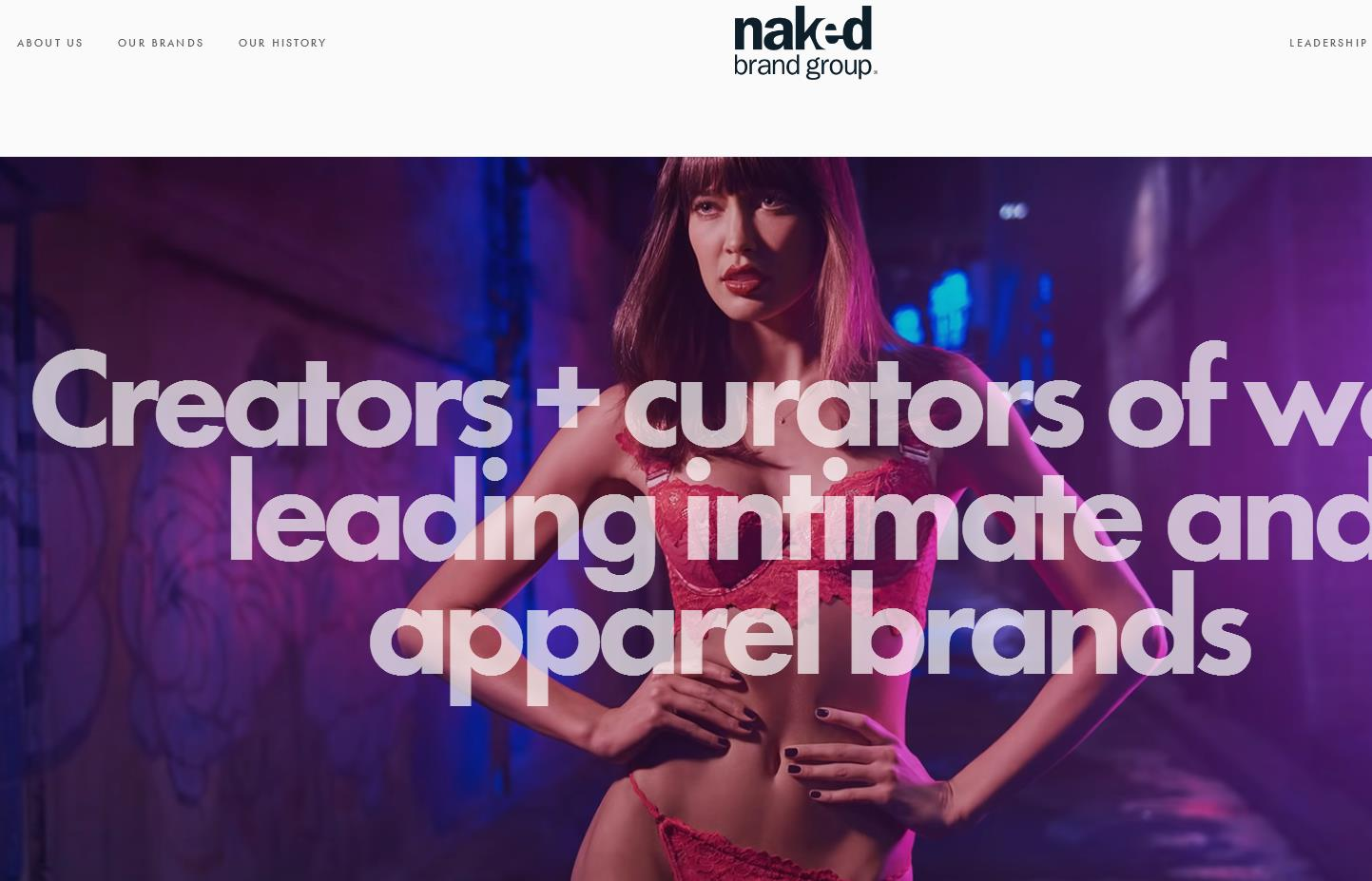 La Perla 的新东家、荷兰私募基金 Sapinda 2500万美元投资纽约内衣时尚和生活方式集团 Naked