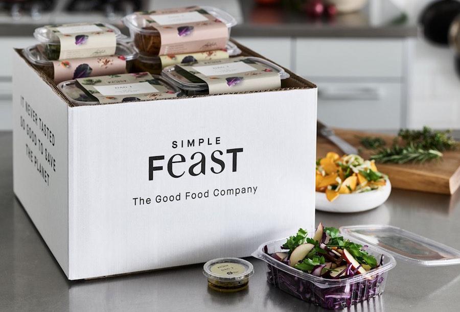 丹麦有机素食配送初创公司 Simple Feast 完成1200万美元A轮融资