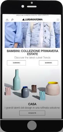意大利著名奢侈品牌电商 LuisaViaRoma 加速全球扩张