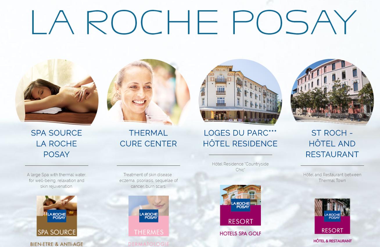 欧莱雅集团一口气宣布两项收购案:德国天然美容集团Logocos,法国理肤泉小镇的温泉热疗机构