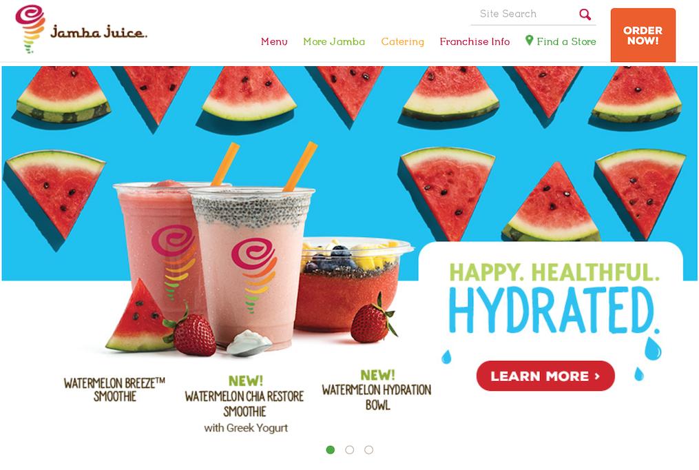 美国餐饮集团 Focus Brands 宣布2亿美元收购老牌鲜榨果汁零售商 Jamba Juice