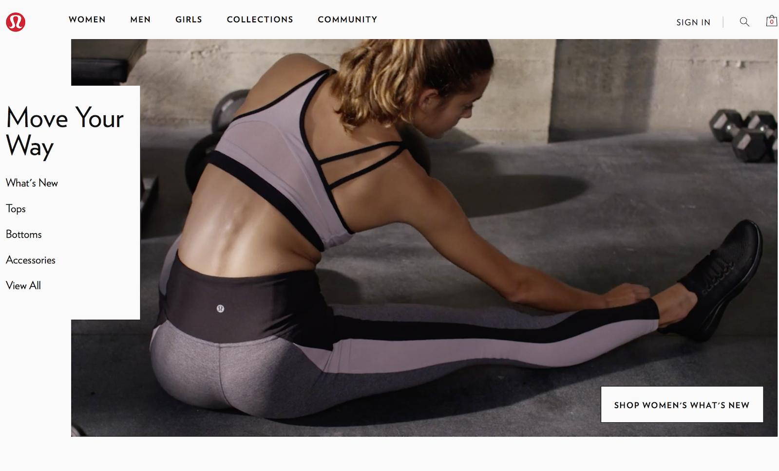 """Lululemon 年销售额突破30亿美元大关:线上渠道和中国市场表现""""极佳"""",将拓展更广泛的女装品类"""