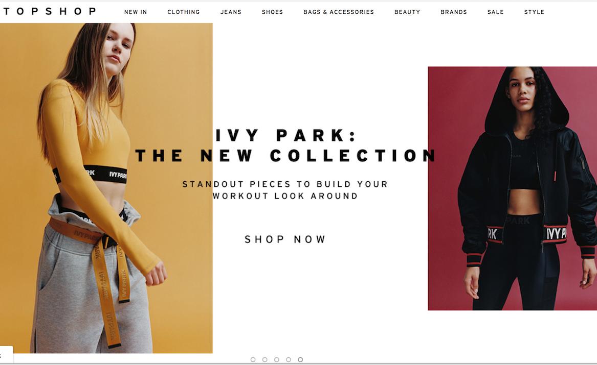 英国高街品牌 Topshop 与中国特许经销商尚品网终止合作