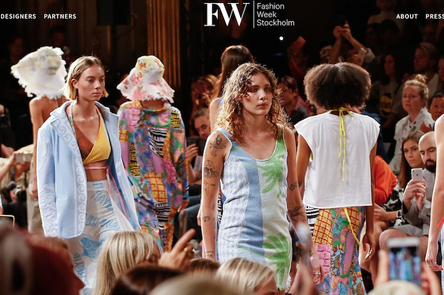 缺乏政府支持,行业地位大不如前:瑞典斯德哥尔摩时装周积极求变