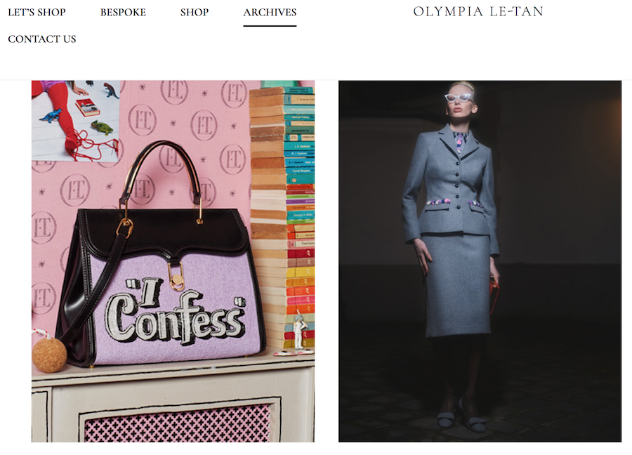 离开同名品牌后,书本手拿包的开创者、法国设计师 Olympia Le-Tan 即将加入 Marc Jacobs 设计团队