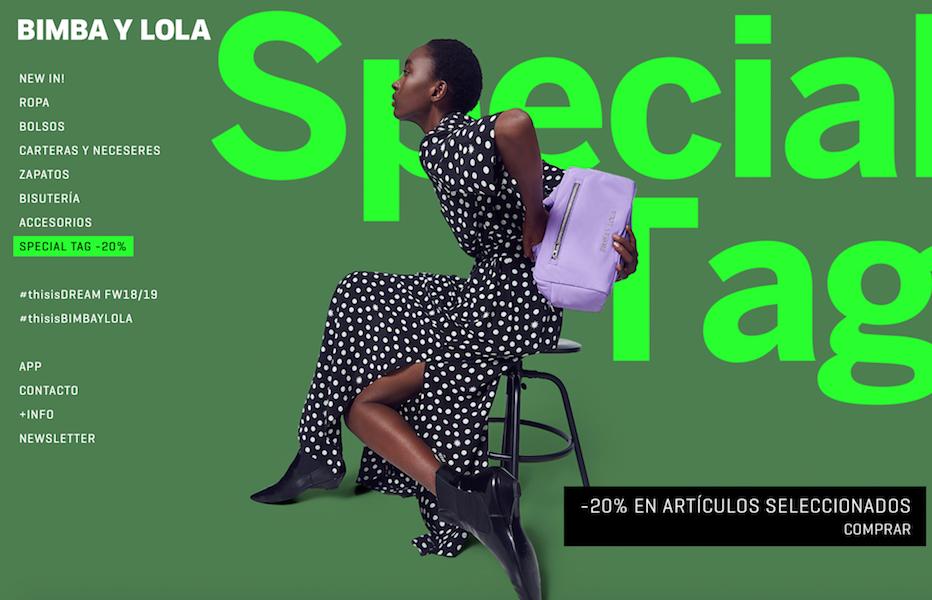 出售计划失败,西班牙轻奢女装品牌 Bimba y Lola 寻求通过上市获得新融资