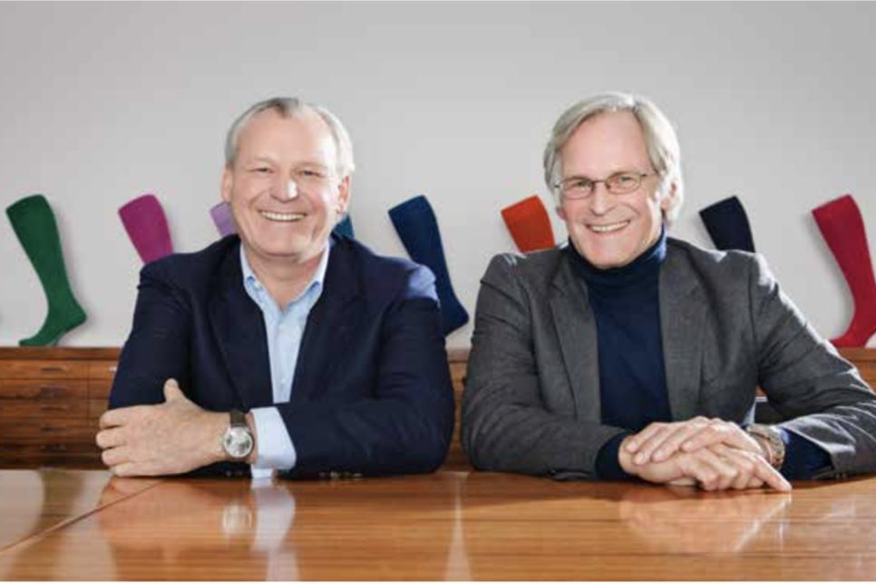 历经四代123年传承,细数德国高端袜类品牌 FALKE 独特的经营之道《华丽志》独家专访品牌全球总裁 Paul Falke