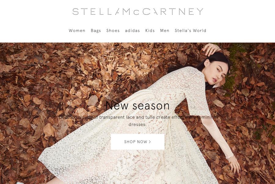 英国设计师品牌 Stella McCartney 与荷兰时尚创新平台 Fashion for Good 建立合作