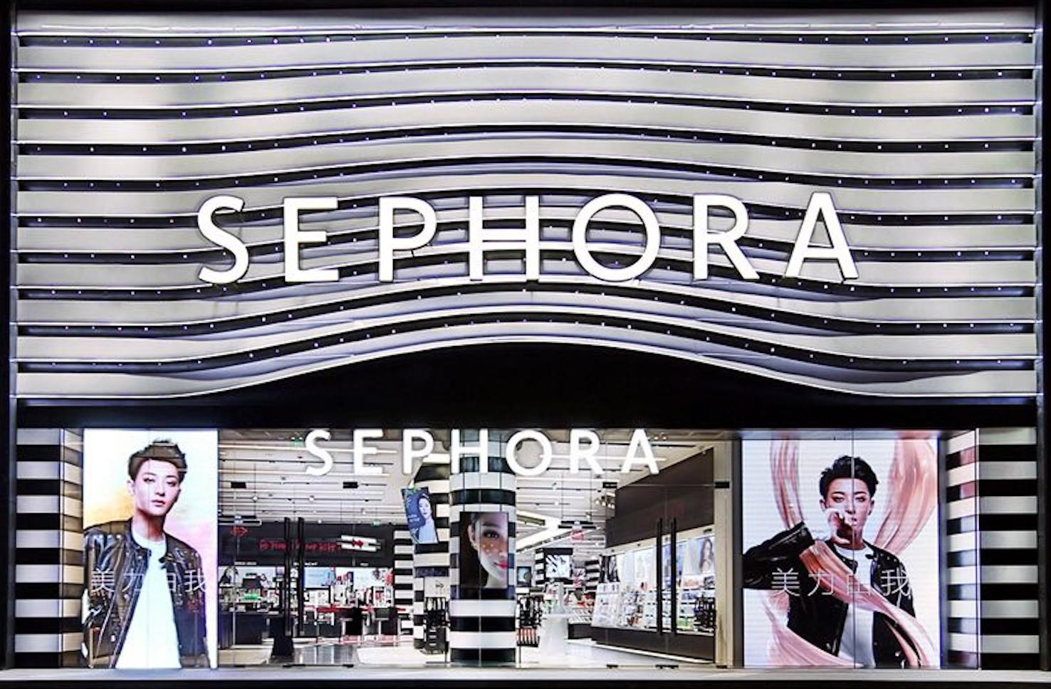 智能化、沉浸式、全品类,丝芙兰亚洲首家概念店落户上海,它会成为美妆零售的新未来吗?