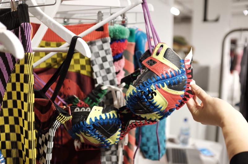 华丽志在伦敦|造访2019春夏伦敦时装周官方Showroom,探查行业动向,发掘新锐品牌