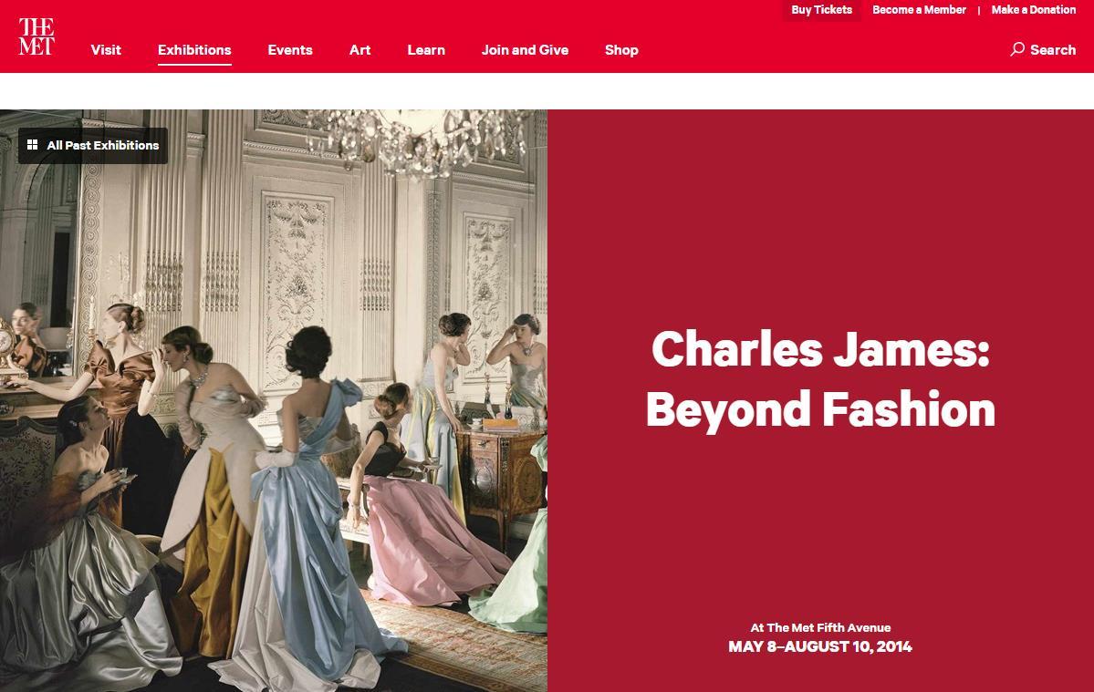 """被誉为""""美国首位高定设计师""""的 Charles James 同名品牌寻求出售"""