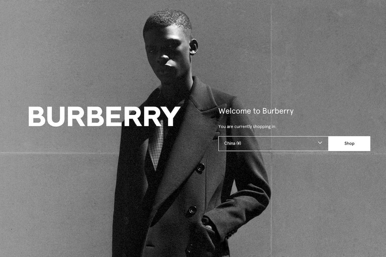 博柏利Burberry官网