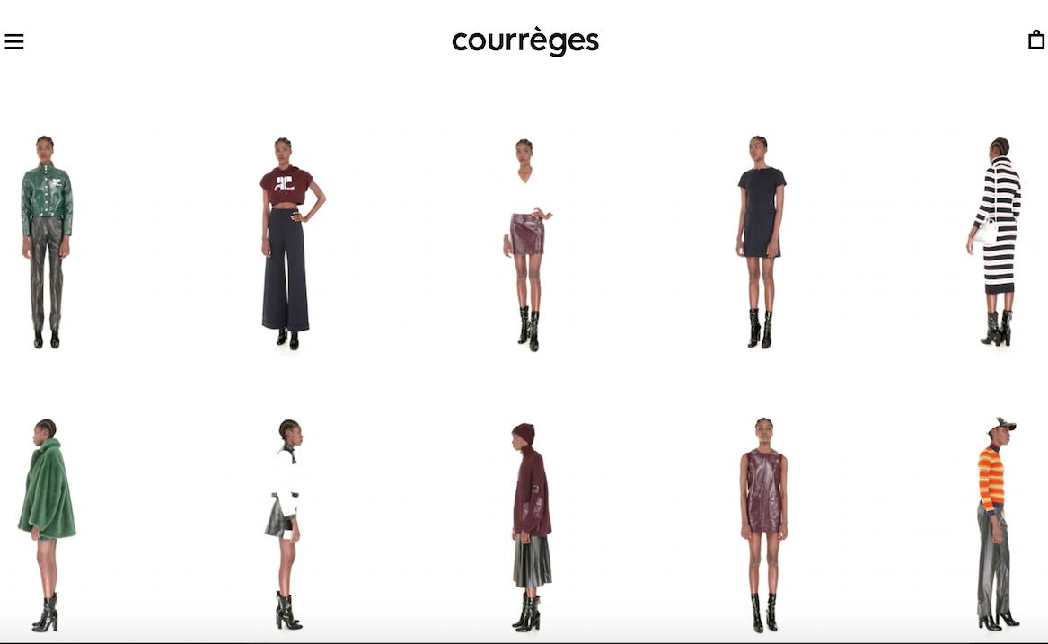 Kering 集团控股股东 Artémis 收购巴黎传奇时装屋 Courrèges 所有股权