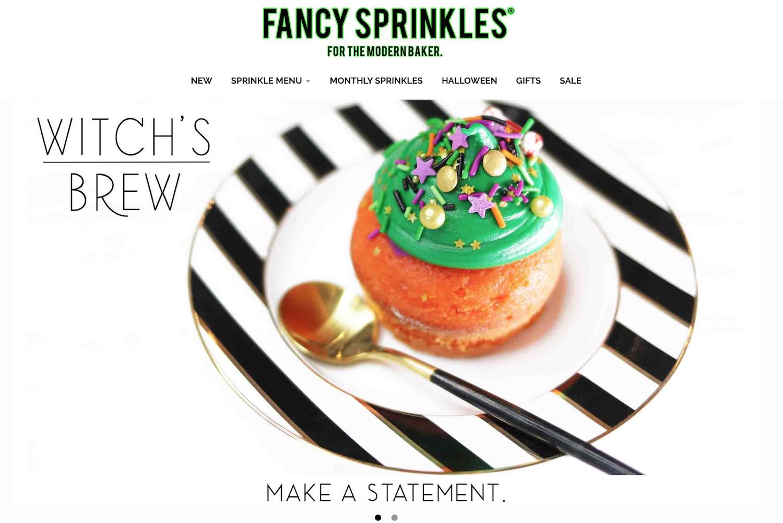 2000美元起家,女性糕点艺术家创办的蛋糕装饰品公司 Fancy Sprinkles 完成首笔融资