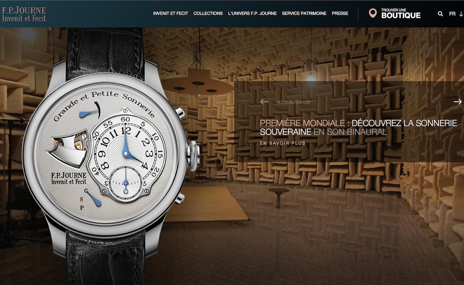 Chanel 收购瑞士高端制表商 F.P. Journe 20%股权,进一步整合表壳和钟盘生产
