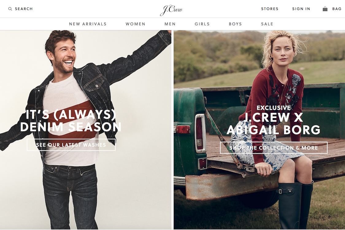 J. Crew 集团上季度可比门店销售额四年来首次恢复增长,CEO公布最新战略