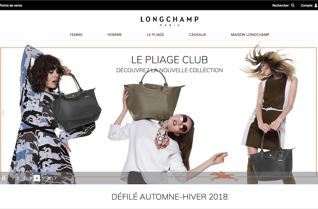 纽约首秀背后,70年历史的法国轻奢包袋 Longchamp如何实现品牌升级?