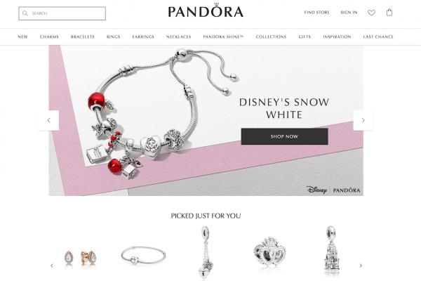 传多家私募基金有意收购 Pandora,推动品牌股价回升