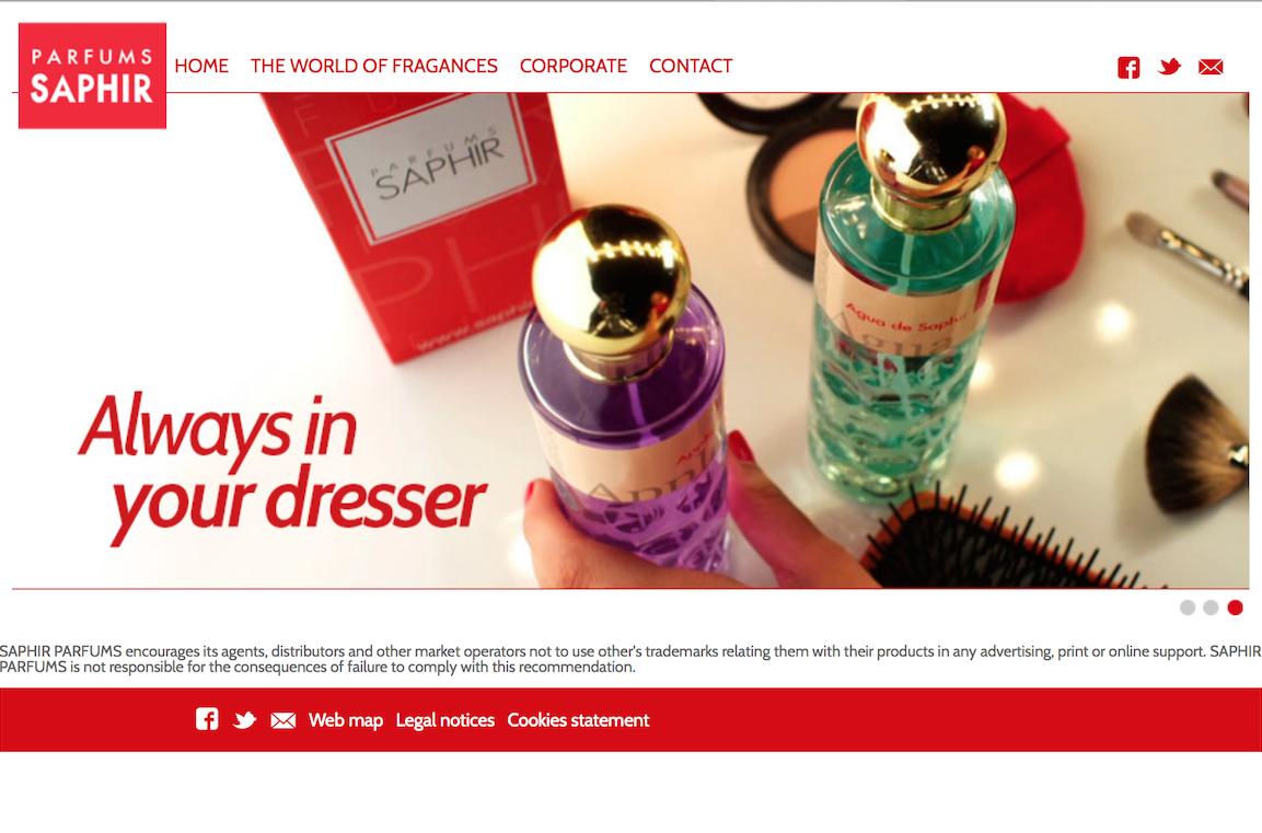 西班牙美妆巨头 Puig 集团诉香水生产商Saphir 侵权,获赔400万欧元