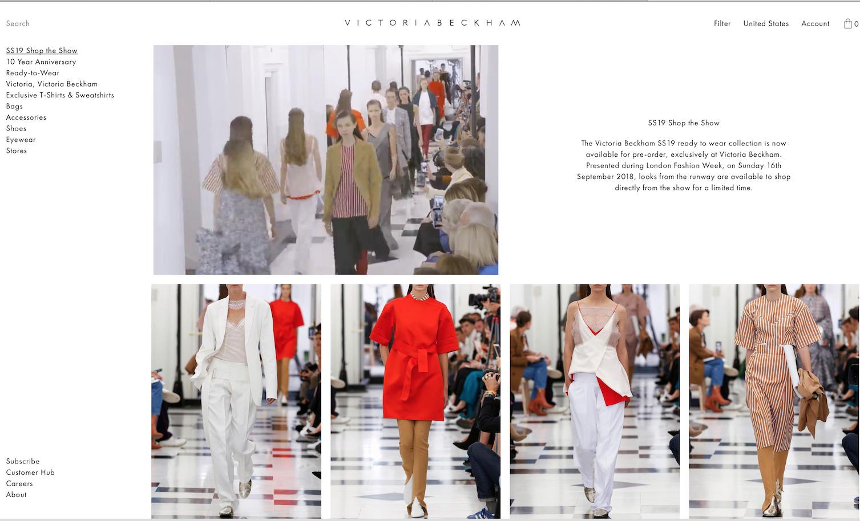 伦敦时装周社交媒体影响力分析:总体价值为纽约时装周的五分之一,Victoria Beckham力拔头筹