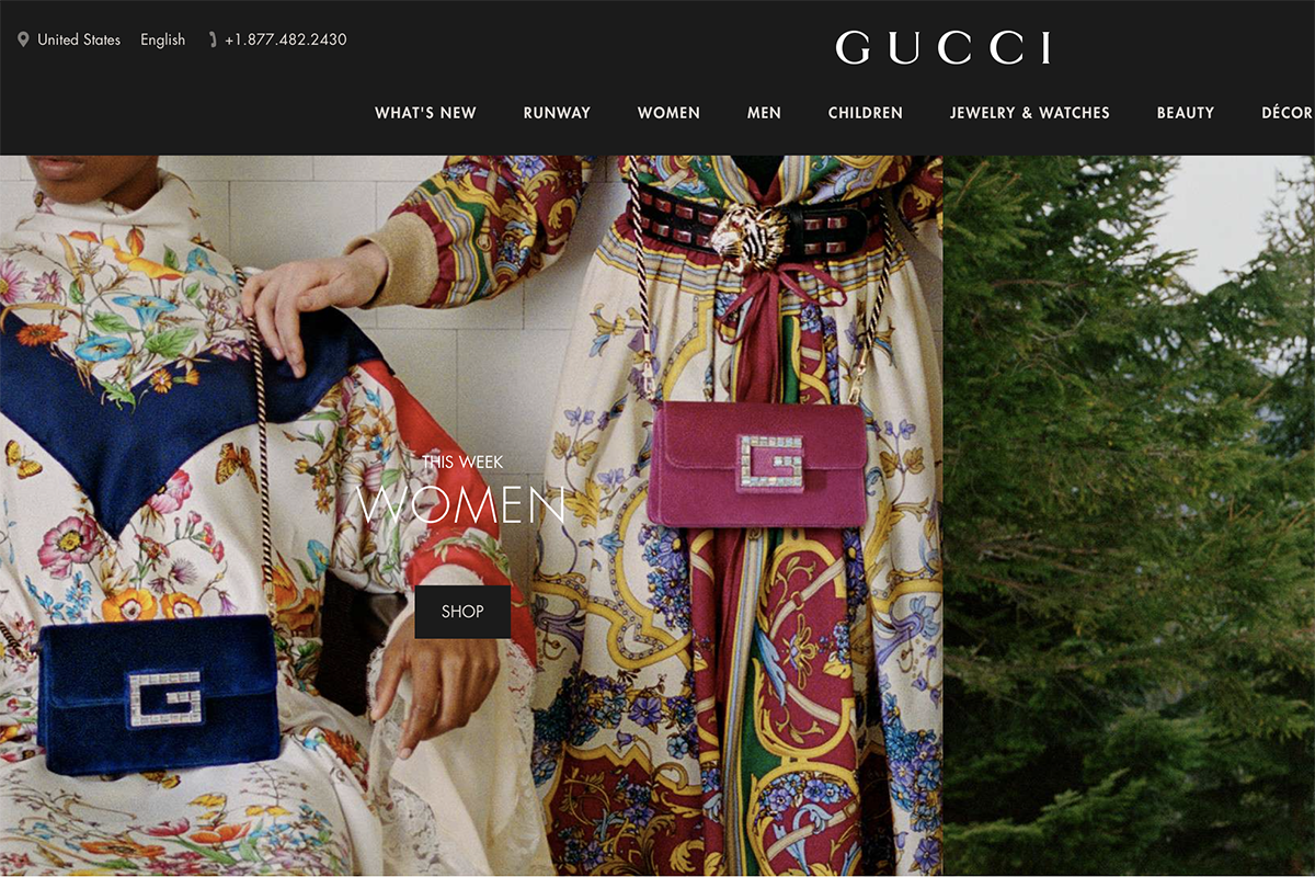 "Gucci公司CEO在内部视频中鼓励员工""不要畏惧增长放缓""!中国海关严打代购引发欧美主要奢侈公司股价下跌"