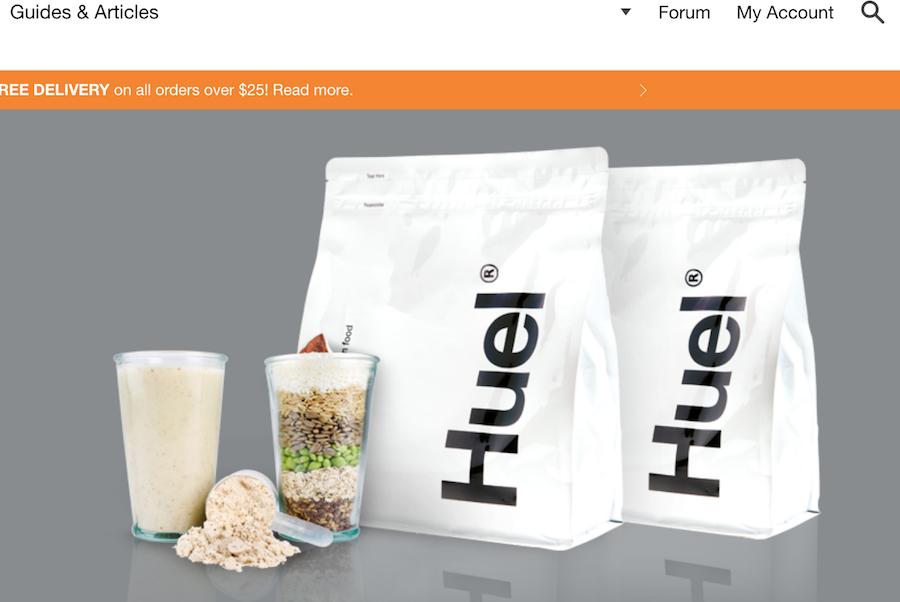 """打造""""未来食物""""的英国膳食替代品供应商 Huel 完成2600万美元融资"""