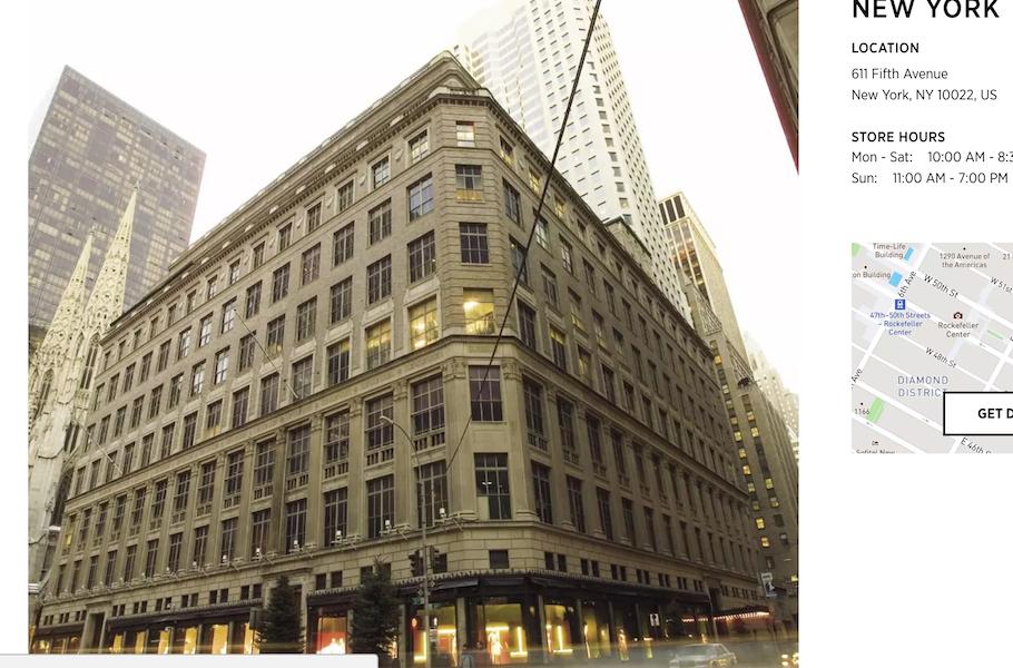 因门店改造引发争执,美国奢侈品百货 Saks 和卡地亚对簿公堂,互相索赔数千万美元
