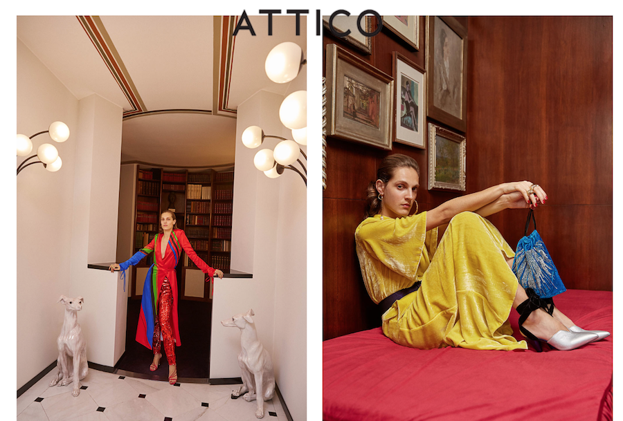 Moncler 董事长 Remo Ruffini 个人投资公司收购意大利女装品牌 Attico 49%股份