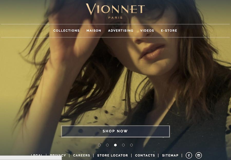 能源产业女大亨执掌下的法国时尚老牌 Vionnet 进入破产清算阶段