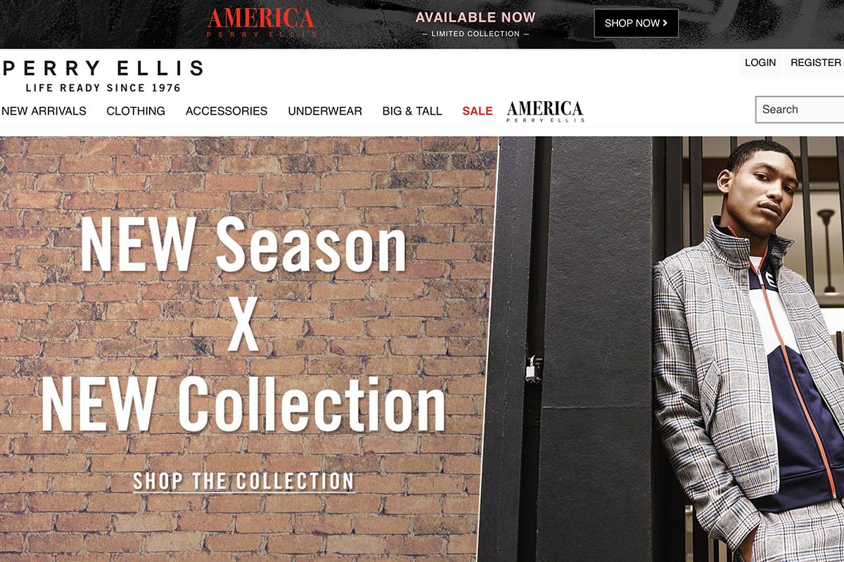 美国老牌服装零售商 Perry Ellis International 将被公司创始人以4.37亿美元回购