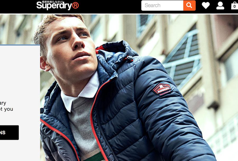 英国潮牌Superdry 联合创始人:公司已经走上了完全错误的道路,情况将继续恶化